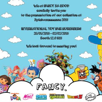 fancy at International toy fair Nuremberg 2015